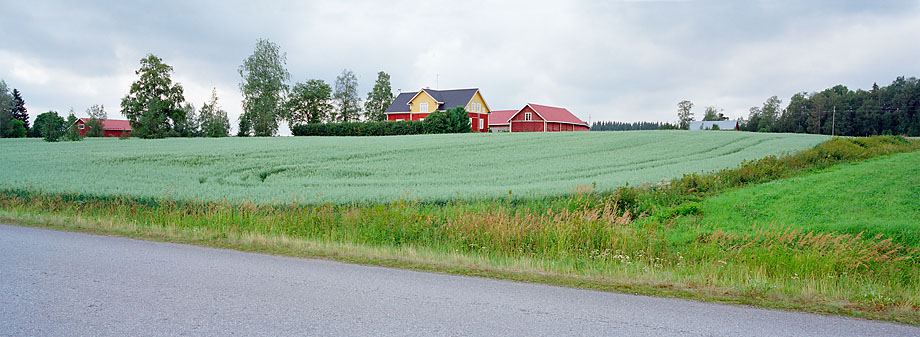 Kuortane P2 230°, 27.07.2010 © Oiva Hakala/ Visuaalinen maisemaseuranta/ MTT:n arkisto
