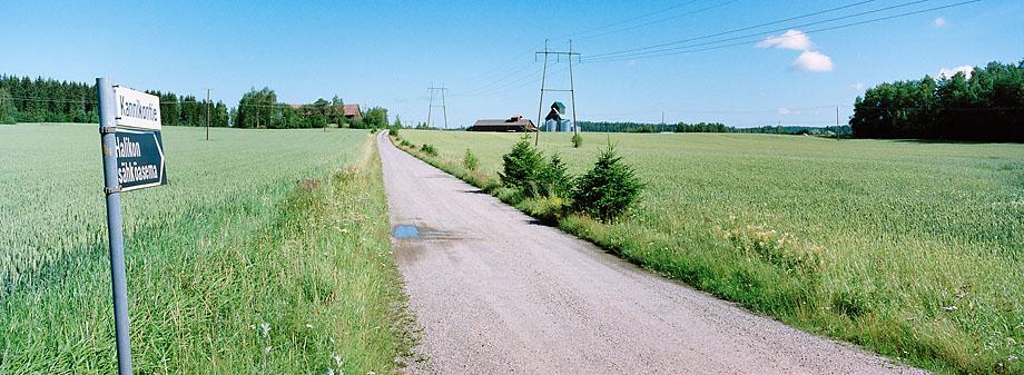 Halikko P2 N, 17.07.2000 © Oiva Hakala/ Visuaalinen maisemanseuranta/ MTT:n arkisto